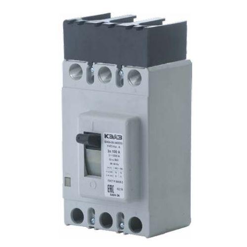 Автоматический выключатель ва-5237 250а